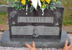 Clarence E Abbott, Jr