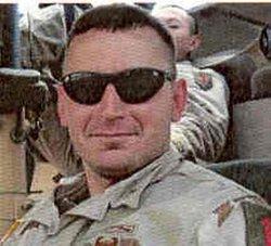 Sgt Robert Eugene Colvill, Jr