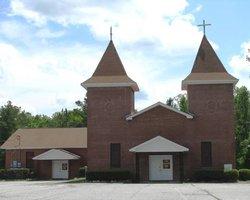Uchee Chapel Methodist Church Cemetery