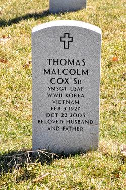 Thomas Malcolm Cox, Sr
