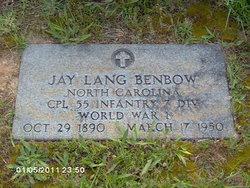 Jay Lang Benbow