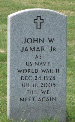 John W Jamar, Jr