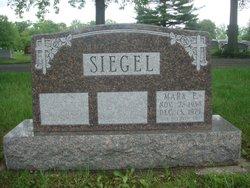 Mark Edward Siegel