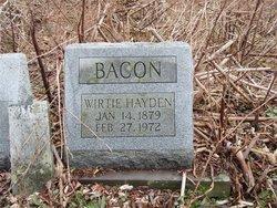 Wirtie Hayden Bacon