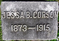 Jessa B <i>Allen</i> Corson