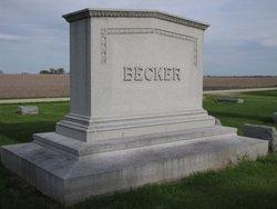 Anna Eva <i>Meisinger</i> Becker