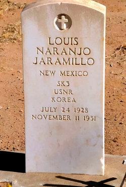 Louis Naranjo Louie Jaramillo