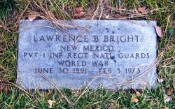Lawrence B Bright
