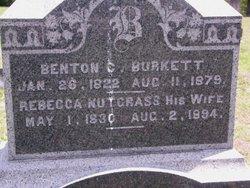 Benton Clement Burkett