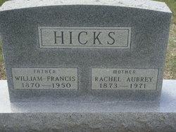 Rachel Ellen <i>Bruner</i> Hicks