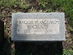 Rachel Geraldine <i>Blanchard</i> MacKenzie