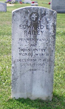 Edward L Bailey