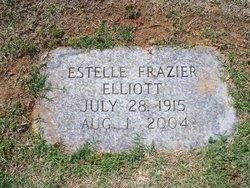 Thelma Estelle <i>Frazier</i> Elliott