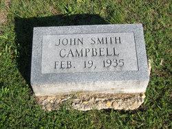 John S Campbell