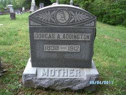 Dorcas Ann <i>Barnes</i> Addington