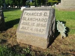 Frances <i>Carothers</i> Blanchard