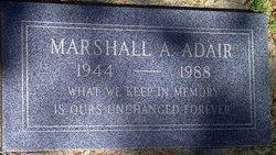 Marshall A. Adair