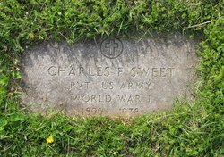 Charles Franklin Sweet