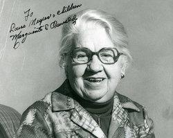 Marguerite Frances <i>Claverie</i> Oswald