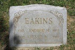 Bessie M Eakins