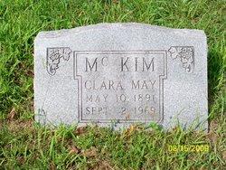 Clara Mae <i>Freeman</i> McKim