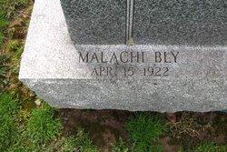 Malachi Bly