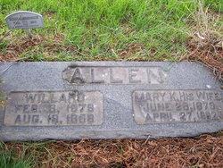 Willard Allen
