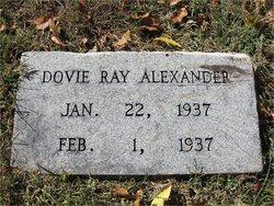 Dovie Ray Alexander