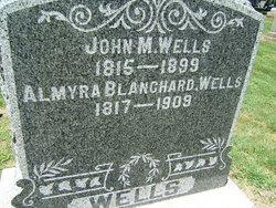Almyra <i>Blanchard</i> Wells