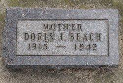 Doris June <i>Pearson</i> Beach
