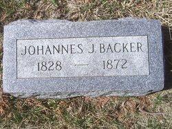 Johannes J Backer
