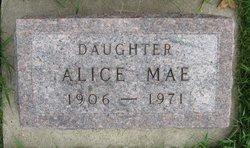 Alice Mae Bell