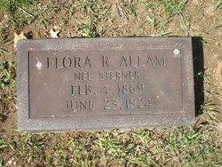 Flora R. <i>Sterner</i> Allam