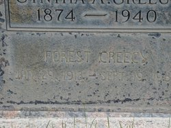 Forrest Theodore Creecy