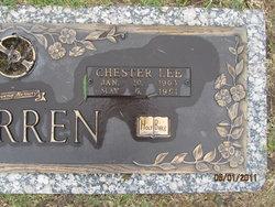 Chester Lee Curren