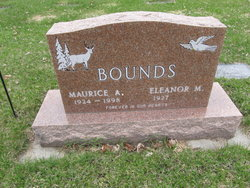 Maurice A Bounds