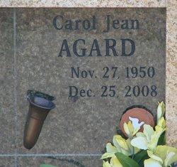 Carol Jean Agard