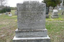 Martha Jane <i>McCullough</i> Allen