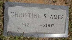Christine <i>Settle</i> Ames
