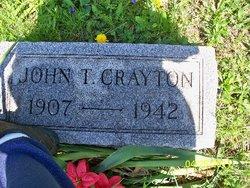 John Thomas Crayton
