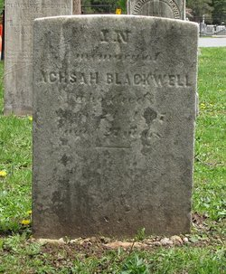 Achsah Blackwell