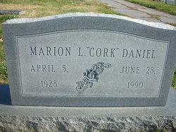 Marion L. Cork Daniel