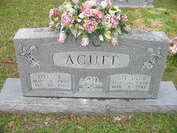 Ada V. <i>Dyer</i> Acuff