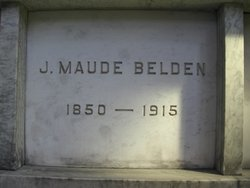 J. Maude Belden