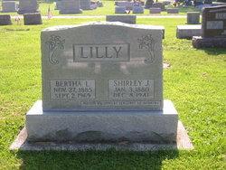 Bertha Louisa <i>Puterbaugh</i> Lilly