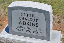 Nettie <i>Chassot</i> Adkins