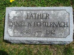Daniel Webster Echternach
