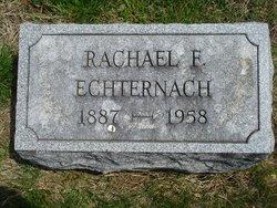 Rachel F Echternach