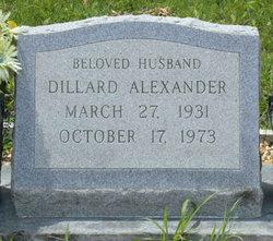 Dillard Alexander