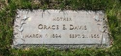 Grace E. <i>Johnson</i> Davis